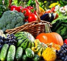 67% жителей России выращивают фрукты и овощи для себя